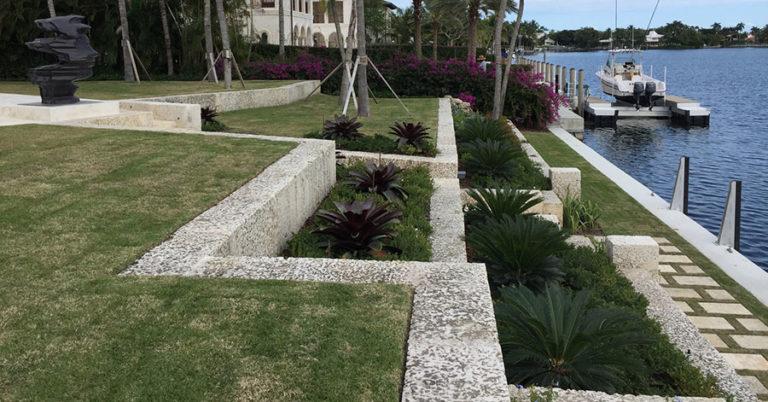 Oolite Install Miami, Epic Stoneworks