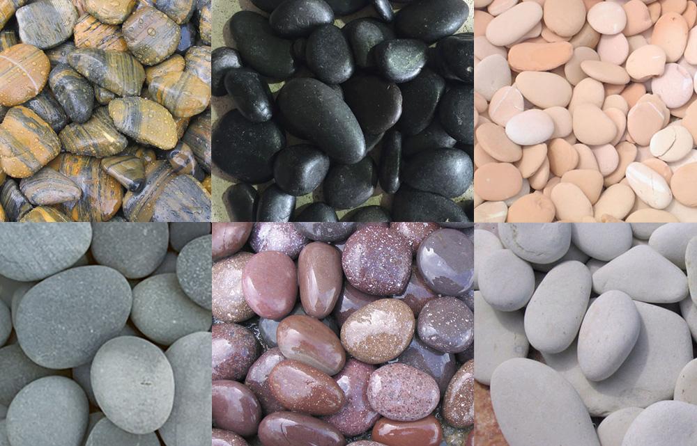 polished pebble supplier